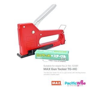 Max Gun Tacker TG-HC