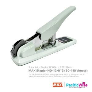 Max Stapler HD-12N/13 (30~110 Sheets)