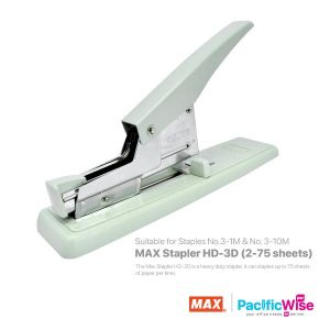 Max Stapler HD-3D (2~75 Sheets)