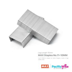 Max Staples Bullet No. 11-10MM (Vaimo 80)