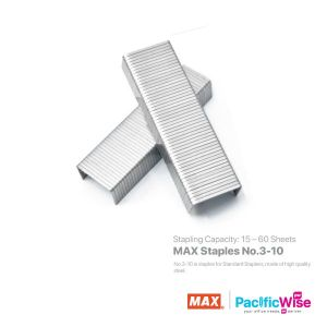 Max Staples Bullet No. 3-10M