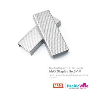 Max Staples Bullet No. 3-1M