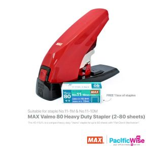 Max Stapler HD-11UFL (2~80 Sheets)