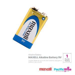 Maxell Battery 9V