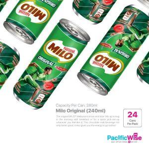 Milo Original (240ml x 24can)