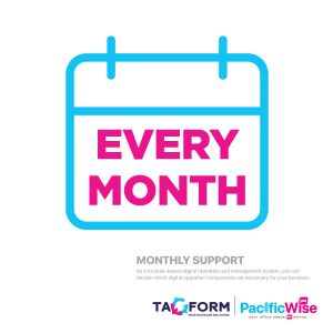 Tagform - Monthly Support