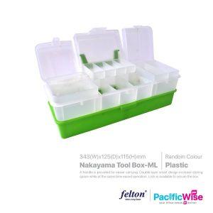 Felton Nakayama Tool Box-ML (NTC-0846)