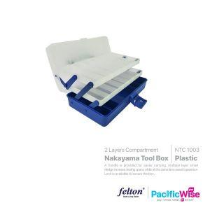 Felton Nakayama Tool Box-2L (NTC 1003)