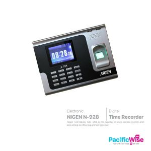 Nigen Fingerprint Time Recorder