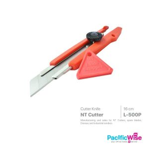 NT Cutter Knife Heavy Duty L-500P
