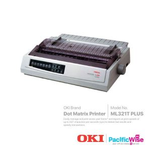 OKI Dot Matrix Printer ML321T PLUS