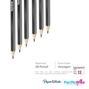 Paper Mate 2B Pencil Premium Exam Standard 1118 (12'S)