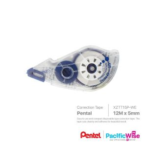 Pentel Correction Tape 12m