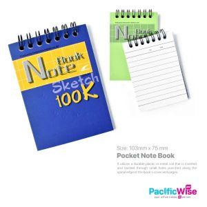 Pocket Note Book