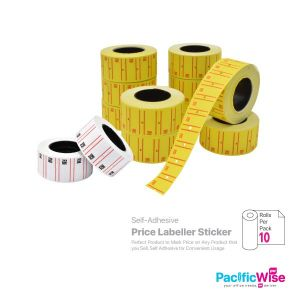 Price Labeller Sticker (RM)