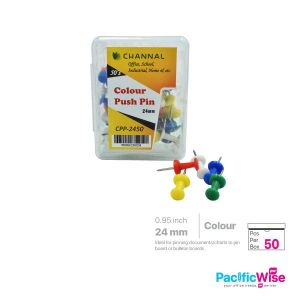 Push Pin DL-047 (50'S)