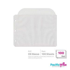 PVC CD Sleeve