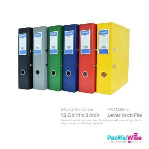 PVC Lever Arch File 75mm (F4)