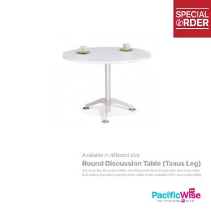 Round Discussion Table (Taxus Leg)