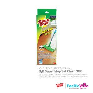 Scotch-Brite Super Mop Clean 360