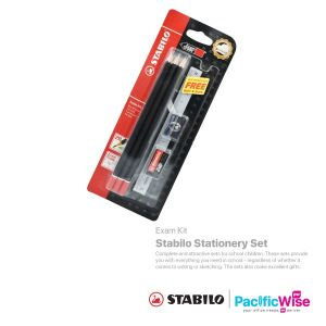 Stabilo Stationery Set (Exam Kit)