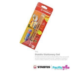 Stabilo Stationery Set (Trio)