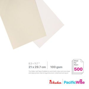 Wales Laid Paper 100GSM A4 Size (500'S)