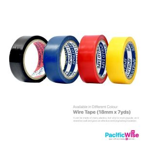 Wire Tape (18mm x 7yds)