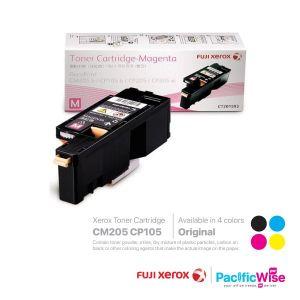 Fuji Xerox Toner Cartridge CM205 CP105 (Original)