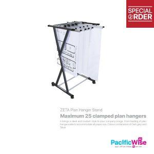 ZETA Plan Hanger Stand