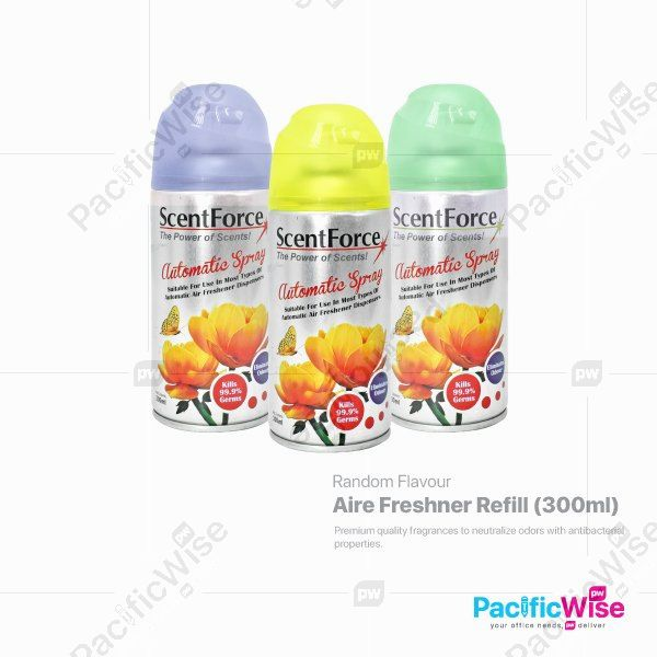 Aire Freshner Refill (300ml)