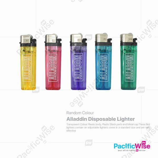 Alladdin Disposable Lighter