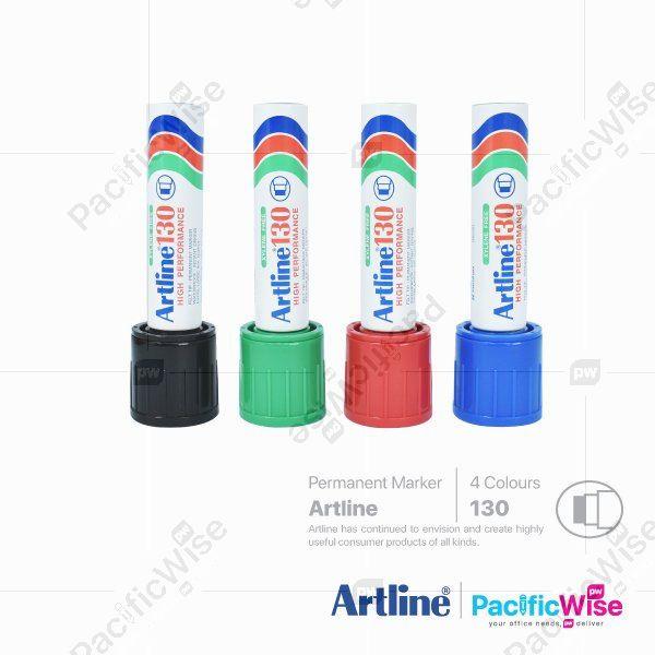 Artline/Permanent Marker/Penanda Kekal/Writing Pen/130/30.0mm