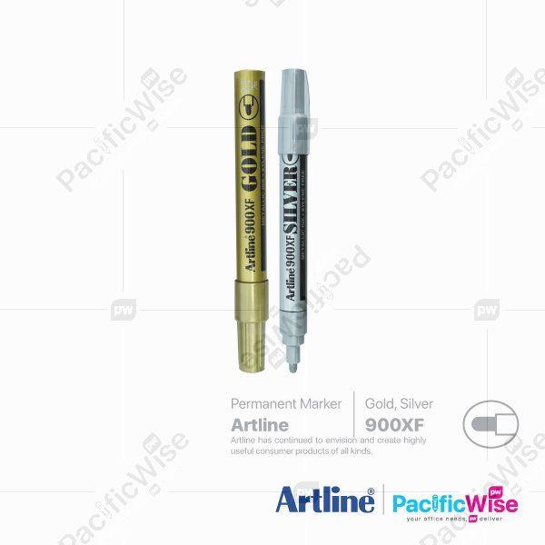 Artline/Permanent Marker/Penanda Kekal/Writing Pen/900XF/2.3mm