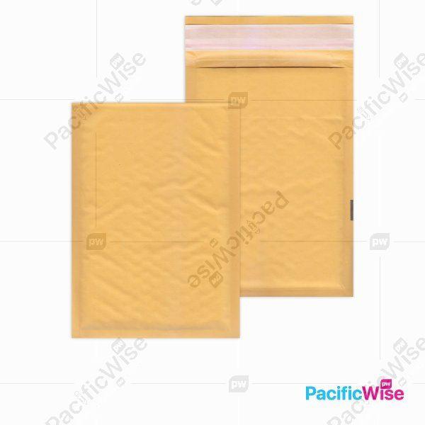 Jiffy Lite Bubble Cushion Envelope/Sampul Surat Bantal Gelembung Jiffy Lite/Envelope/Peel & Seal