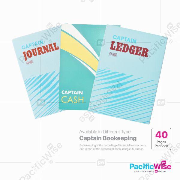 Captain Book Keeping