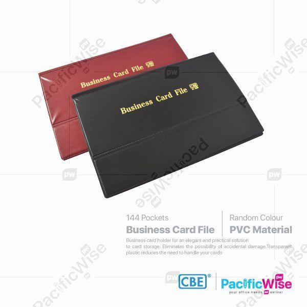 CBE/Business Card Holder/Pemegang Kad Perniagaan/Holder Filing/BC 3300