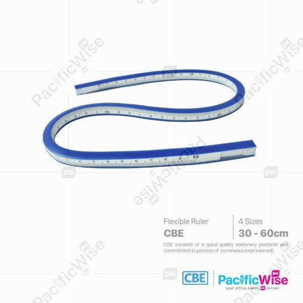 CBE/Flexible Curve Ruler/Pembaris Lengkung Fleksibel