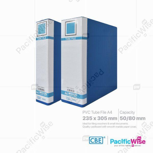 CBE Tube File PVC