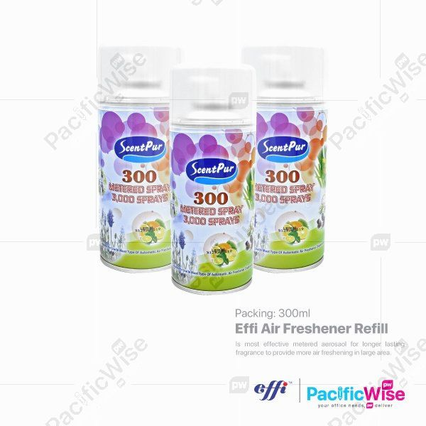 Effi Air Freshener Refill (300ml)