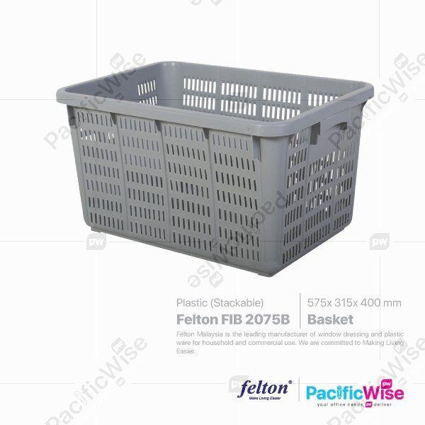 Felton Industrial Stackable Basket (FIB 2075B)