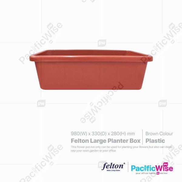 Felton Large Planter Box (FBL-2208)