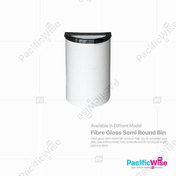 {Pre-Order} Fibre Glass Semi Round Bin