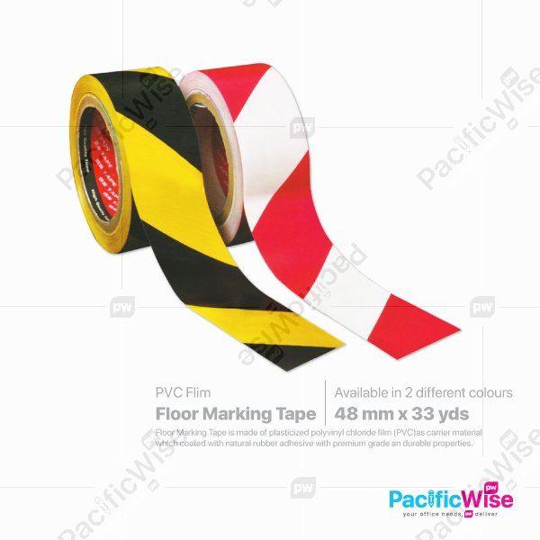 Floor Marking Tape (48mm x 33yds)