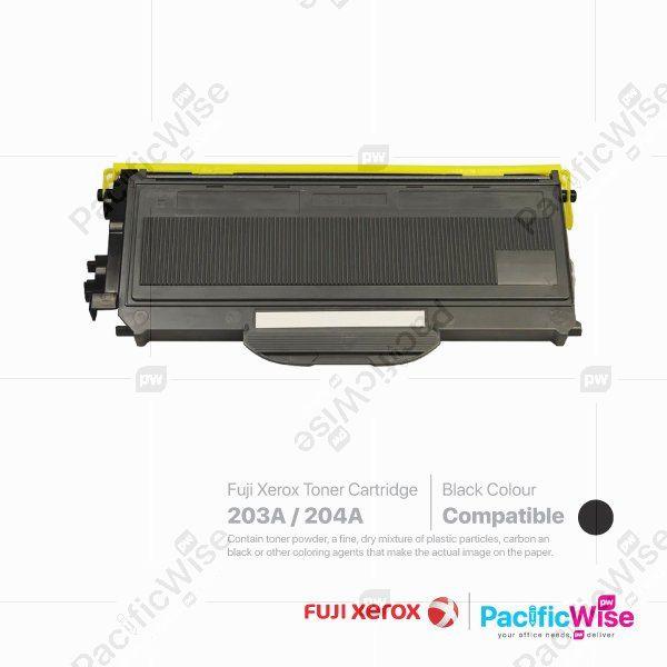 Fuji Xerox Toner Cartridge 203A / 204A (Compatible)