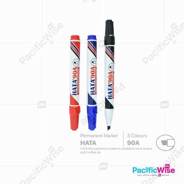 Hata/Permanent Marker/Penanda Kekal/Writing Pen/90A