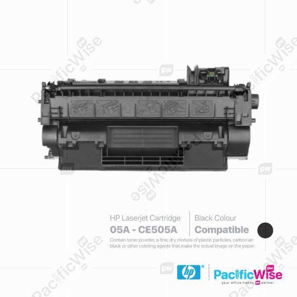HP 05A LaserJet Toner Cartridge CE505A (Compatible)