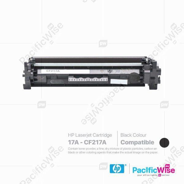 HP 17A LaserJet Toner Cartridge CF217A (Compatible)