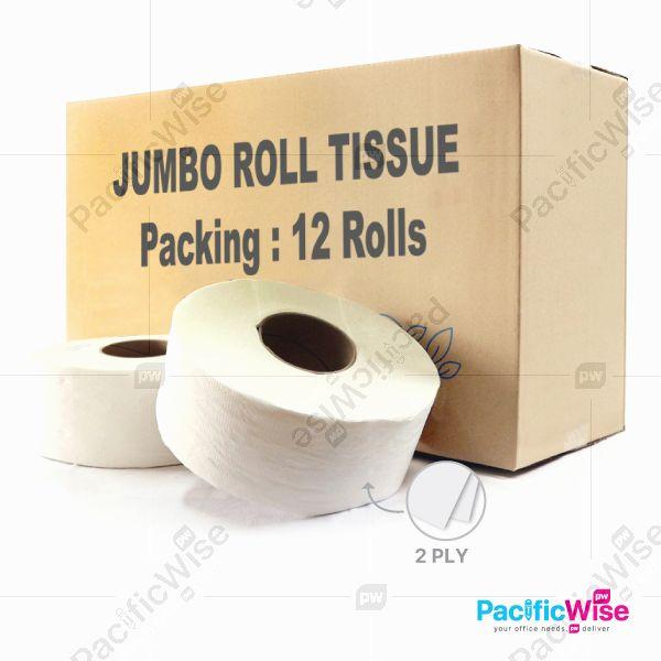 Jumbo Roll Towel (JRT)/Tuala Roll Jumbo/Tissue Paper/Material: Recycle