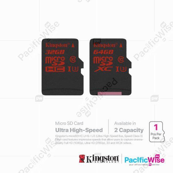 Kingston Ultra High-Speed W80MB (Micro SD Card)